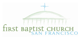 First Baptist Church of San Francisco logo