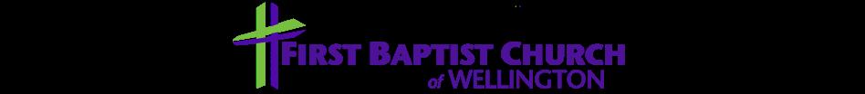 First Baptist Church of Wellington logo