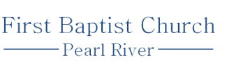 First Baptist Church Pearl River logo