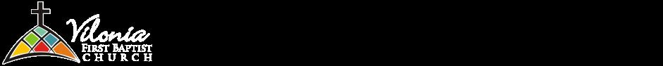 First Baptist Church Vilonia logo