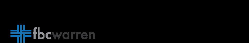 First Baptist Church Warren, TX logo