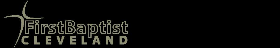 First Baptist Cleveland logo