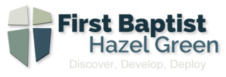 First Baptist Hazel Green logo