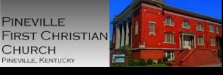 First Christian Church @ Pineville, KY logo