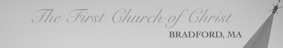 First Church of Christ logo