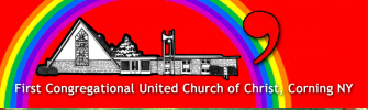 United Church of Christ Corning logo