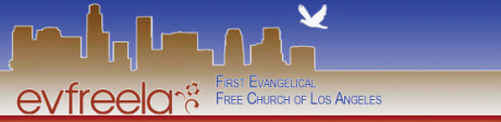 First Evangelical Free Church of Los Angeles logo