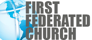 First Federated Church logo
