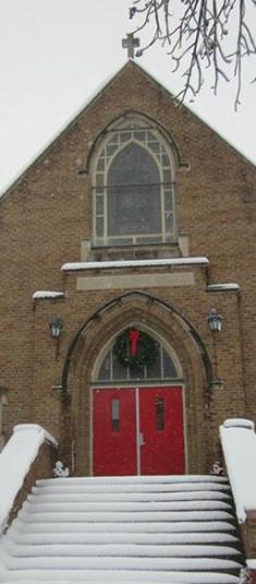First Lutheran Church Bismarck North Dakota logo