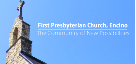 First Presbyterian Church, Encino logo