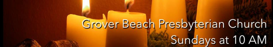 First Presbyterian Church Grover Beach Central Coast Pismo logo