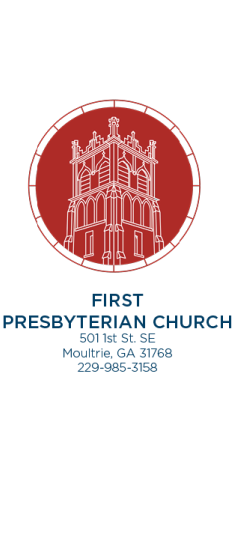 First Presbyterian Church of Moultrie logo