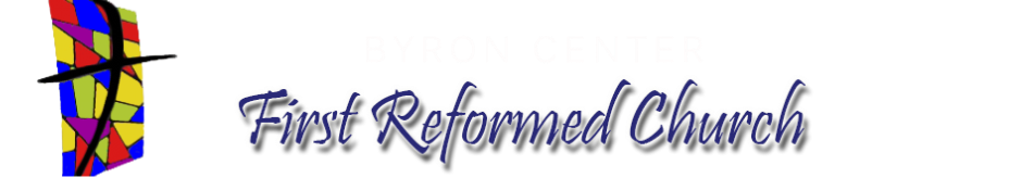 First Reformed Church of Byron Center logo
