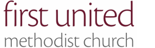 First United Methodist Church, Harlingen, TX logo