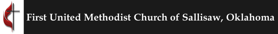 First United Methodist Church, Sallisaw logo