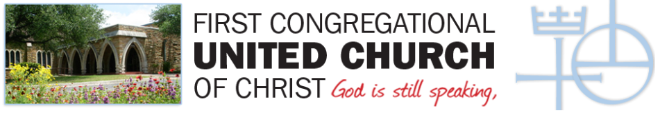 Fort Worth First Congregational United Church of Christ logo