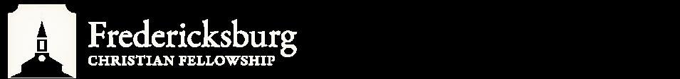 Fredericksburg Christian Fellowship logo