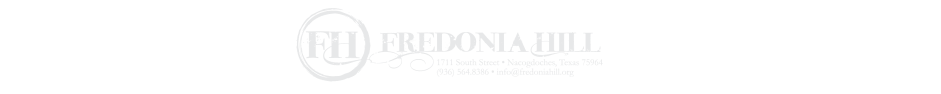 Fredonia Hill Baptist Church logo