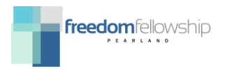 Freedom Fellowship Church - Pearland, TX logo