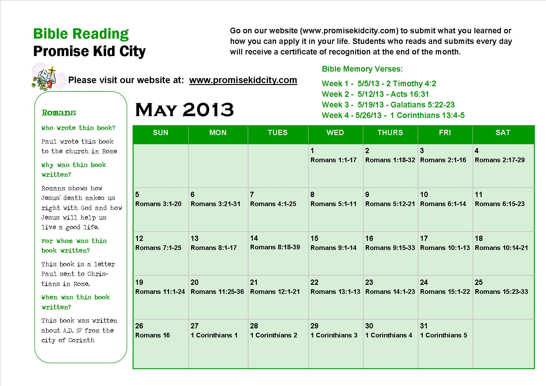 "April Reading Calendar : Search results for ""may june printable calendar"