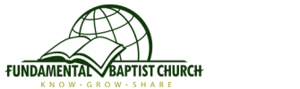 Fundamental Baptist Church logo