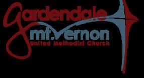 Gardendale Mt. Vernon UMC logo