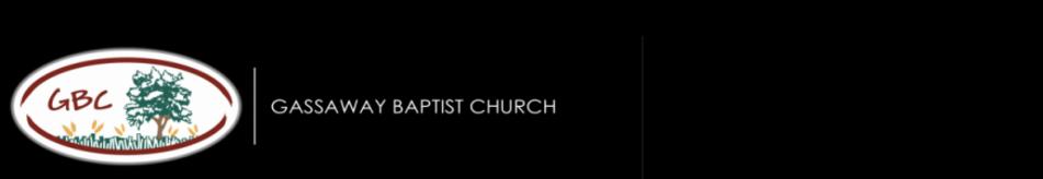 Gassaway Baptist Church logo