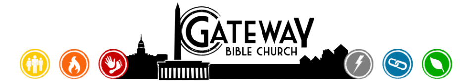 Gateway Bible Church logo