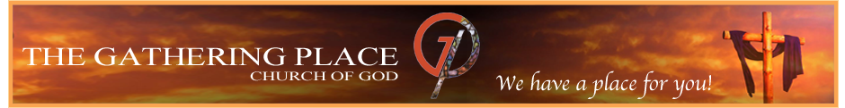 Gathering Place Church of God logo