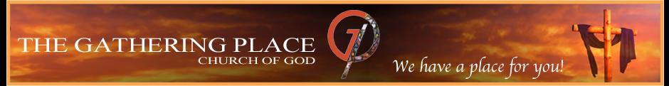 Gathering Place Church of God logo