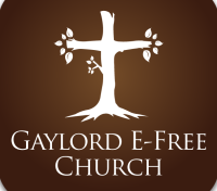 Gaylord Evangelical Free Church logo