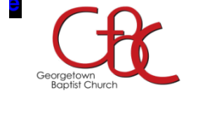 Georgetown Baptist Church logo