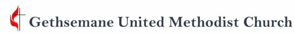 Gethsemane United Methodist Church logo