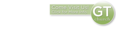 GT Church — a gospel community on a mission to love. logo
