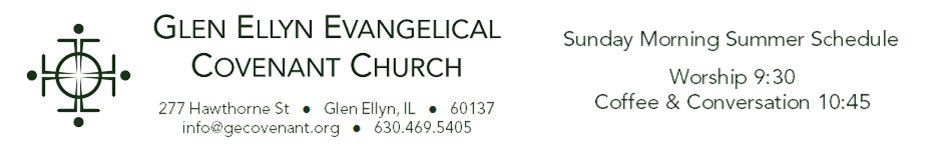 Glen Ellyn Evangelical Covenant Church logo