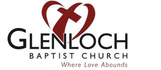 Glenloch Baptist Church logo