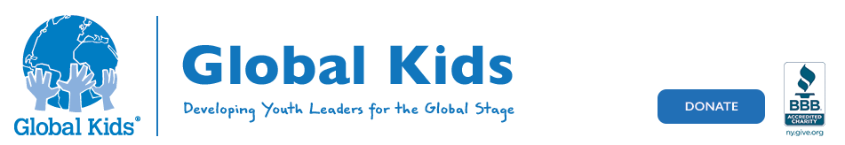 Global Kids logo