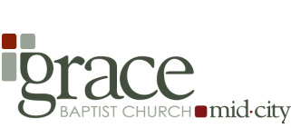 Grace Baptist - Sunday Worship 10.45am logo