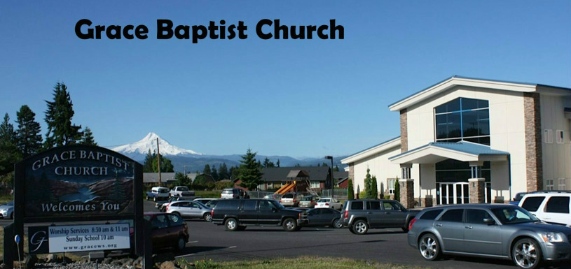 Grace Baptist Church Service @ Main Stage