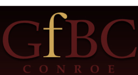 Grace Family Baptist Church Conroe logo