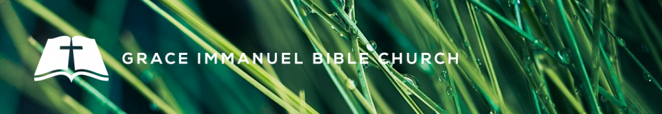 Grace Immanuel Bible Church logo