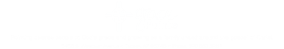 GracePointe: An Evangelical Free Church logo