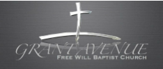 Grant Avenue Free Will Baptist Church logo