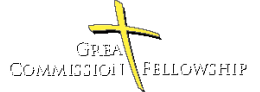 Great Commission Fellowship logo