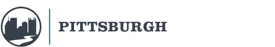 Greater Pittsburgh Church of Christ logo