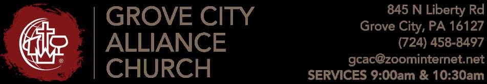 Grove City Alliance Church logo