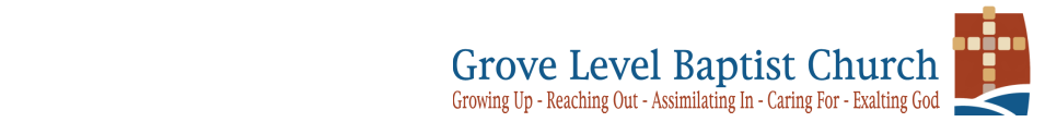 Grove Level Baptist Church logo
