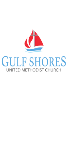 Gulf Shores United Methodist Church logo