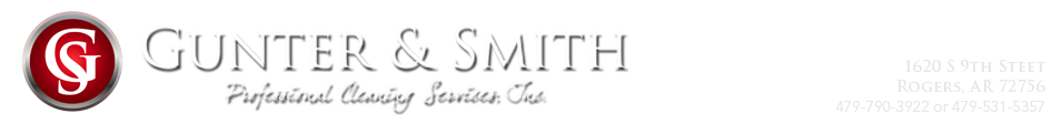 Gunter and Smith Professional Cleaning Services, Inc logo