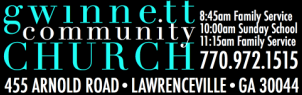 Gwinnett Community church logo